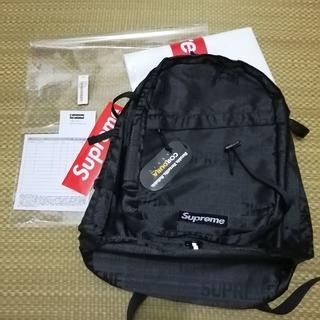 19SS Supreme Backpack(リュック/バックパック)