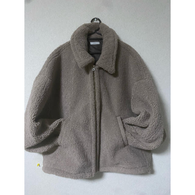 HARE(ハレ)のリドム ボア メンズのジャケット/アウター(ブルゾン)の商品写真