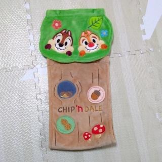 Disney - トイレットペーパーカバー チップとデール