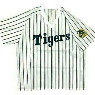 ハンシンタイガース(阪神タイガース)の阪神 入場特典ウィンドハーフシャツ(応援グッズ)