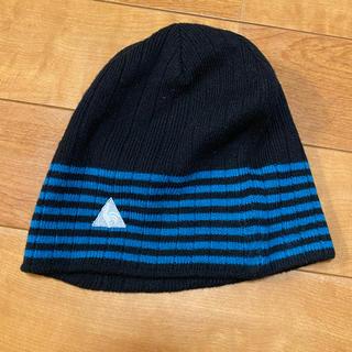 ルコックスポルティフ(le coq sportif)のルコック ニット帽(ニット帽/ビーニー)