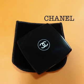 CHANEL - シャネル 鏡 コンパクトミラー ノベルティー