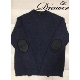 Drawer - drawer▪️ドゥロワー カシミア ニット
