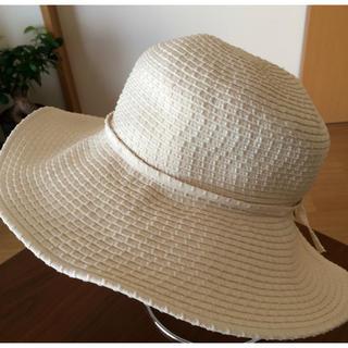 ローズバッド(ROSE BUD)の【新品】ROSE BUD   ハット 帽子(ハット)