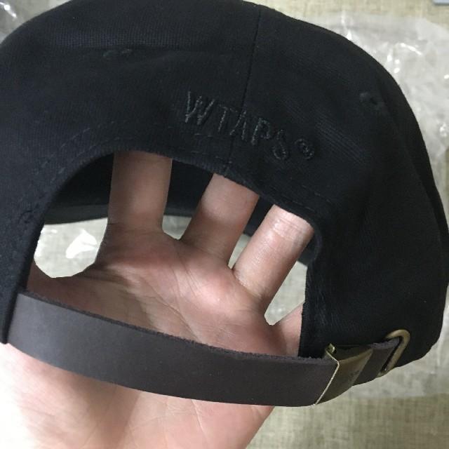 W)taps(ダブルタップス)のWTAPS 19SS DAD 02 CAP COTTON TWILL BK F メンズの帽子(キャップ)の商品写真