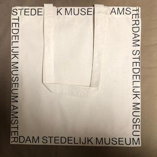 ヤエカ(YAECA)のアムステルダム市立美術館オリジナルエコバッグ トートバッグ (13)(エコバッグ)
