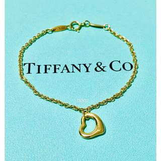 Tiffany & Co. - TIFFANY&Co.ティファニー エルサ・ペレッティオープンハートブレスレット