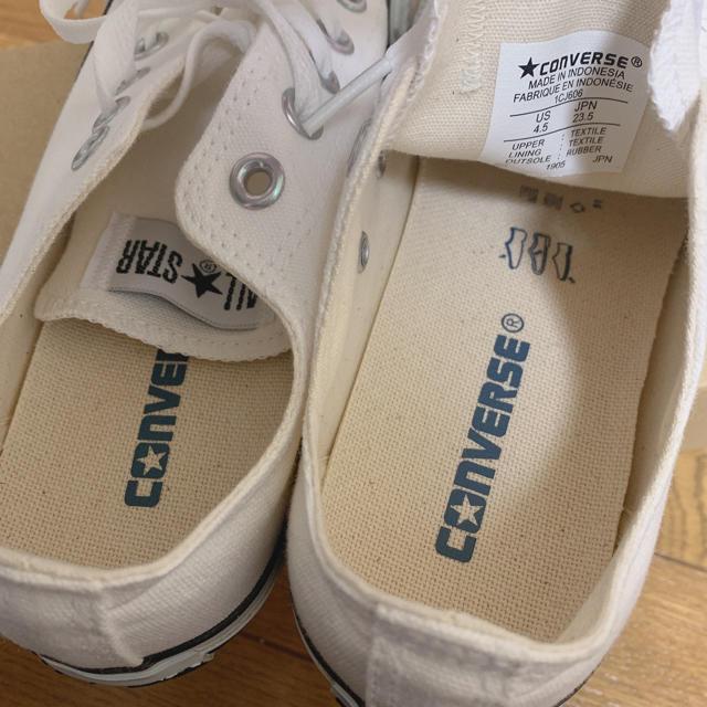 CONVERSE(コンバース)のコンバース スニーカー 最終値下げ レディースの靴/シューズ(スニーカー)の商品写真