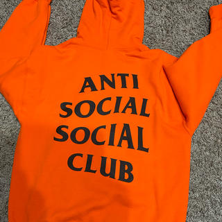 ANTI - ANTI S OCIAL SOCIAL CLUB