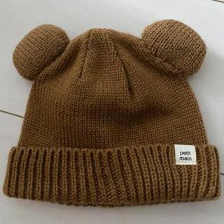 petit main - プティマイン帽子 ベビー帽子 プティマイン