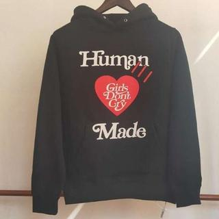 Human Made Girls Don't Cry パーカー(パーカー)