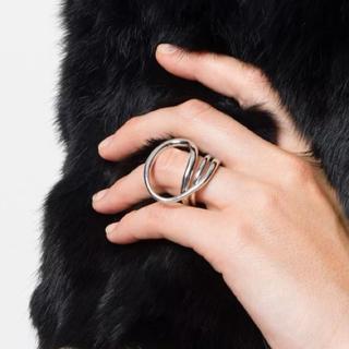 ドゥーズィエムクラス(DEUXIEME CLASSE)のsilver round trip ring(リング(指輪))