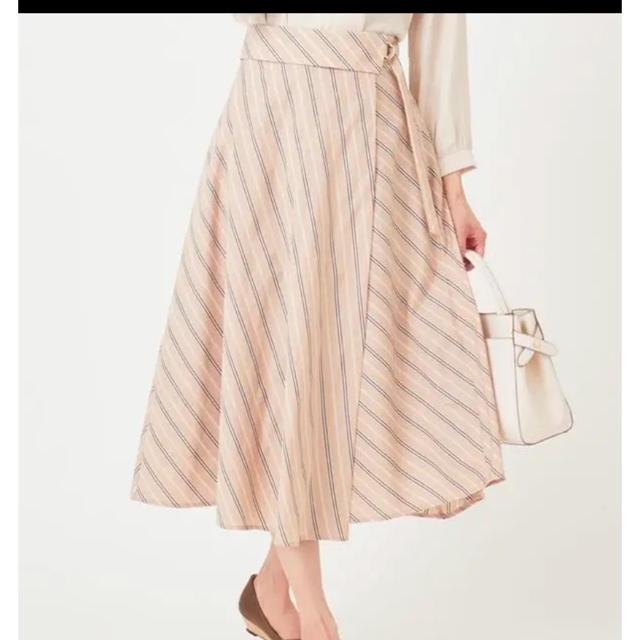 anySiS(エニィスィス)の田中みな実さん着用 スカート レディースのスカート(ひざ丈スカート)の商品写真