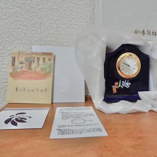 コウランシャ(香蘭社)の香蘭社 置時計 天使 エンジェル(置時計)