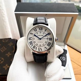 即購入OK!!!カルティエ Cartier 腕時計 メンズ 自動巻き