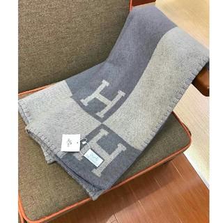 エルメス(Hermes)の美品 人気 ブラケット 毛布(毛布)