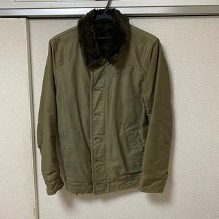 ワコマリア(WACKO MARIA)の【週末限定値下げ】wackomaria  N-1ジャケット デッキジャケット(ミリタリージャケット)