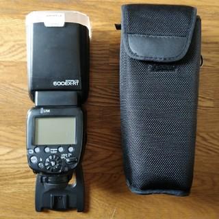 キヤノン(Canon)のCanon SPEED LITE 600EX-RT(ストロボ/照明)