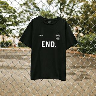 F.C.R.B. - 【新品納品書付き、送料込み】END.×F.C.REAL BRISTOL Tシャツ
