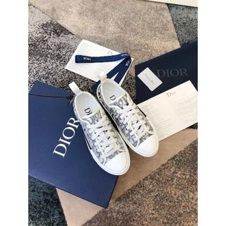 クリスチャンディオール(Christian Dior)の新品 大人気 Dior ディオール ロゴ B23 スニーカー(スニーカー)