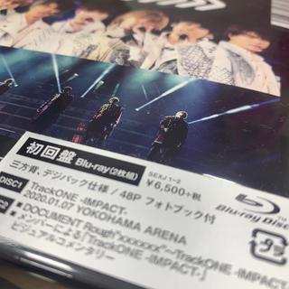 Johnny's - SixTONES TrackONE -IMPACT-(初回盤) Blu-ray