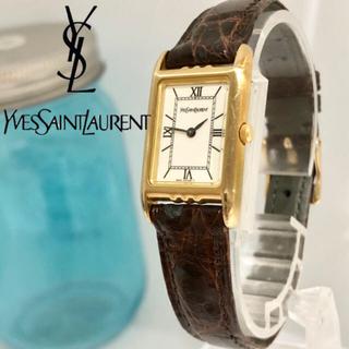Saint Laurent - イヴサンローラン時計 新品電池 レディース腕時計