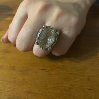 ドゥロワー(Drawer)のスティーブンデュエックのリング(リング(指輪))