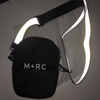 OFF-WHITE - ショルダーバッグ M+RC NOIR ブラック サコッシュ