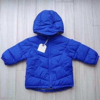 ザラキッズ(ZARA KIDS)のZARA 80㎝ 中綿フードコート(ジャケット/コート)
