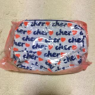 シェル(Cher)の未使用 cher ポーチ(ポーチ)