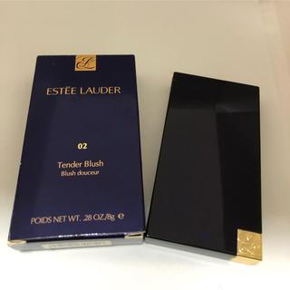 エスティローダー(Estee Lauder)の新品❗️ エスティローダー  テンダーブラッシュ チークカラー(チーク)
