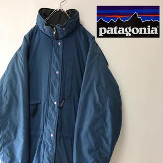 patagonia - ヴィンテージ パタゴニア マウンテンパーカー 中綿