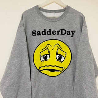 Sadder Day スウェット トレーナー USA古着