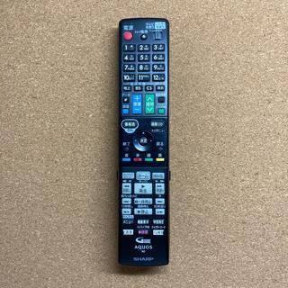 AQUOS - SHARP テレビリモコン GB131PA