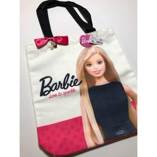 バービー(Barbie)のトートバック バービー 新品(トートバッグ)