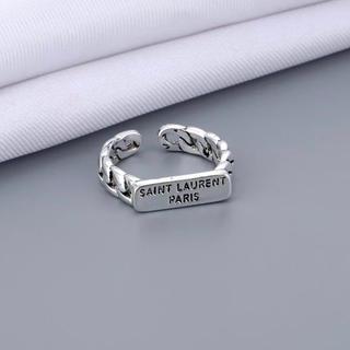 指輪 リング silver シルバー サンローラン