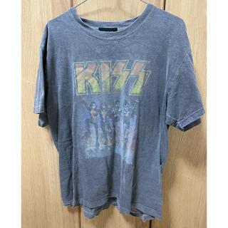 ローズバッド(ROSE BUD)のロックTシャツ(Tシャツ(半袖/袖なし))
