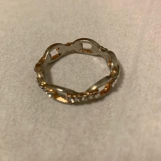 ヨンドシー(4℃)のジルコニア 指輪(リング(指輪))