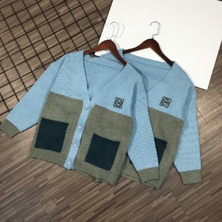 LOEWE - Loeweロゴウールセーター