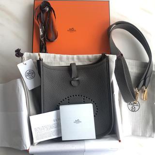 Hermes - 新品 HERMES エヴリン アマゾーヌ 16 tpm グリエタン 10月購入