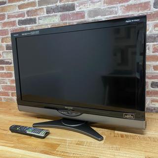 アクオス(AQUOS)のシャープ 32V型 液晶 テレビ AQUOS LC-32SC1 ハイビジョン(テレビ)