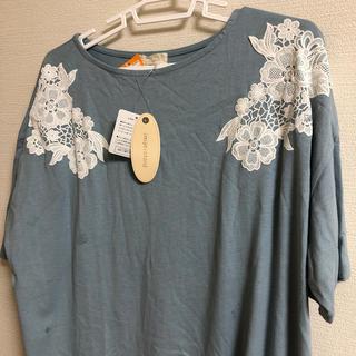 しまむら - 【半袖】新品レディース大きいサイズ 半袖Tシャツトップス
