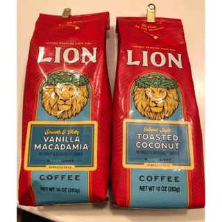 ライオンコーヒー 二個セット