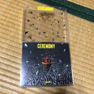 king gnu  CEREMONY(初回生産限定盤)CD + Blu-ray