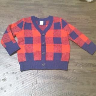 ベビーギャップ(babyGAP)のセーター90(ニット)