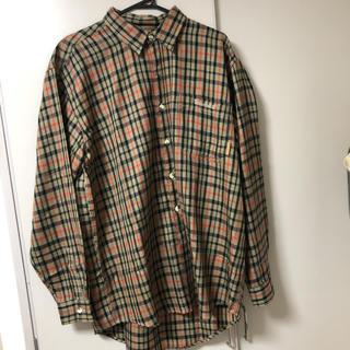 ティンバーランド(Timberland)のチェックシャツ(シャツ)