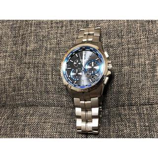 カシオ(CASIO)のカンチャンさん専用カシオ  OCEANUS Manta OCW-S2400(腕時計(アナログ))