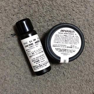 ラッシュ(LUSH)のLUSH サンプル アロマウォーター インペリアル(化粧水/ローション)