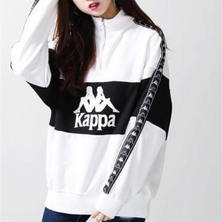 カッパ(Kappa)のKappa トレーナー スウェット メンズ レディース(トレーナー/スウェット)