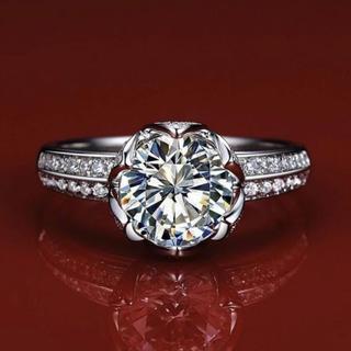 ダイヤモンドリング 10号 2ct(リング(指輪))